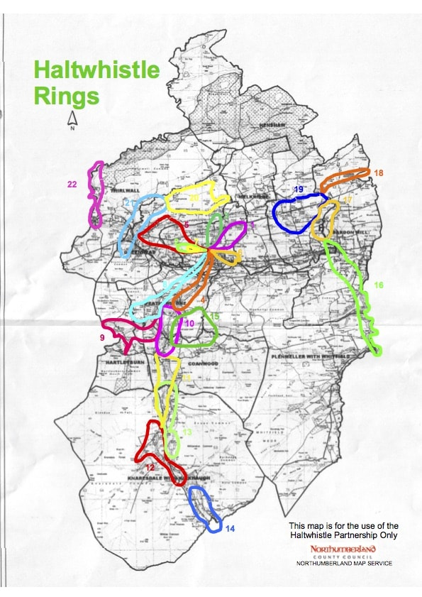 The Haltwhistle Rings